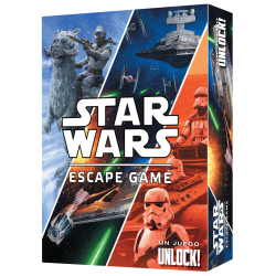 Unlock Star Wars Escape Game