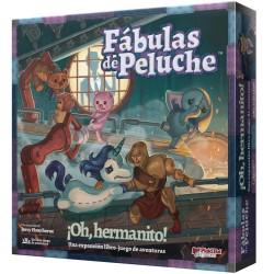 Fábulas de Peluche ¡Oh,...