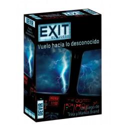 Exit 15 Vuelo hacia lo...