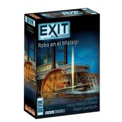 Exit 14 Robo en el Misisipi