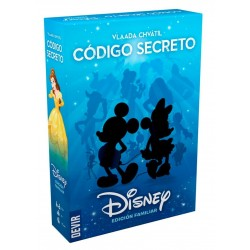 Código Secreto Disney SP