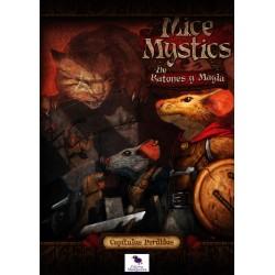 Mice and Mystics: Capítulos...