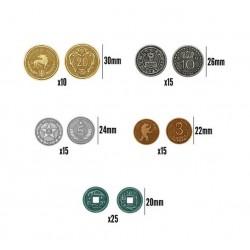 Scythe: Monedas Metálicas
