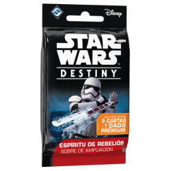 Star Wars Destiny: Espíritu...