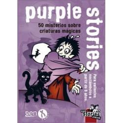 Black Stories: Purple