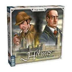 Holmes & Mycroft