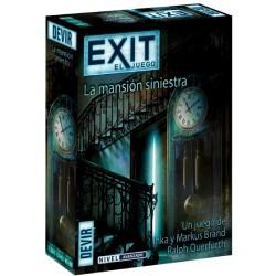 Exit 11 la Mansión Siniestra
