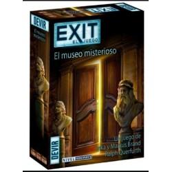 Exit 10 El Museo Misterioso