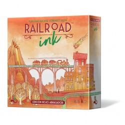 Railroad Ink - Edición Rojo...