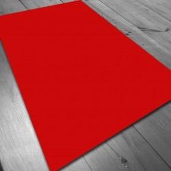Tapete de neopreno 150x90 Rojo