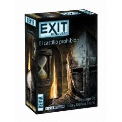 Exit 4 El Castillo Prohibido